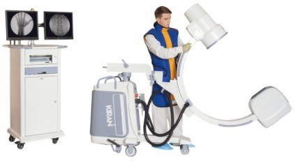 Radiology, C-arm X-ray, C-arm mobile,