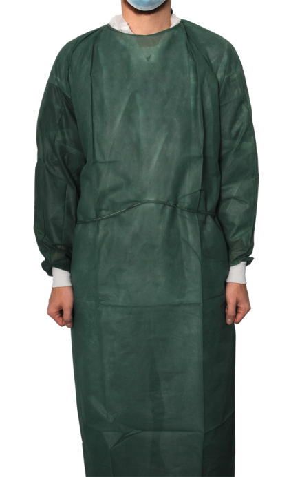 Coat protection/ protection gown/
